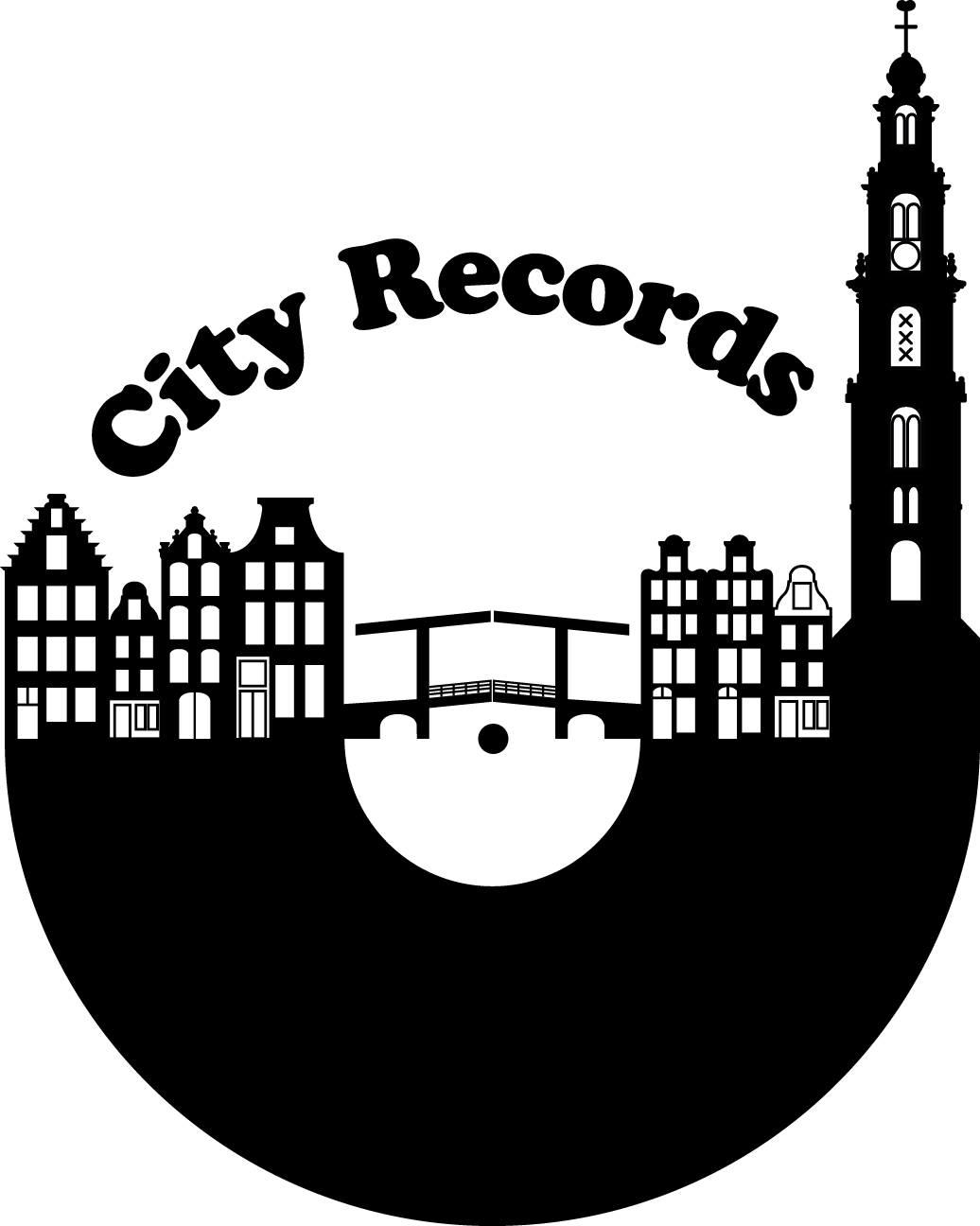 City Records Amsterdam logo